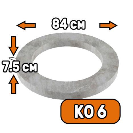 Кольцо опорное КО-6 - фото